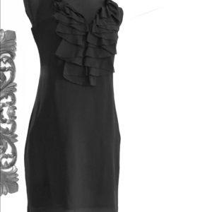 Banana Republic Little Black Dress. SZ 4